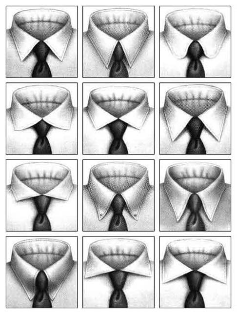 The dress shirt this is a blog about men 39 s style for Mens shirt collar styles