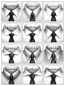 Collar styles