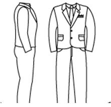 What to wear for different male body types (3/4)