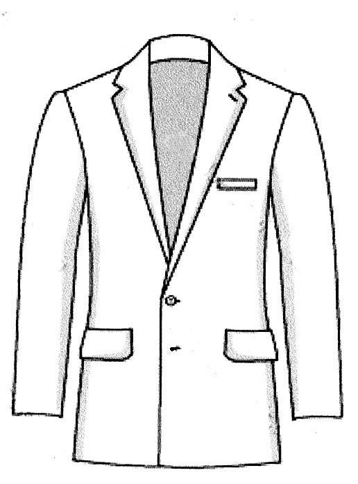 Suit Coat Diagrams Diy Enthusiasts Wiring Diagrams