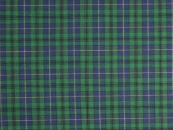 An introduction to checkered and striped shirt fabric ...