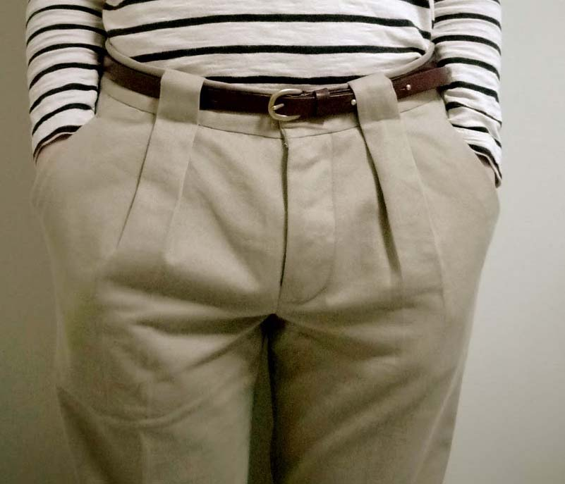 About trousers (4/6)