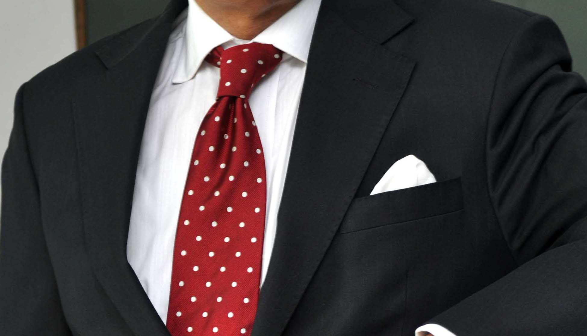 The pocket square (PS) – This is a blog about men's style
