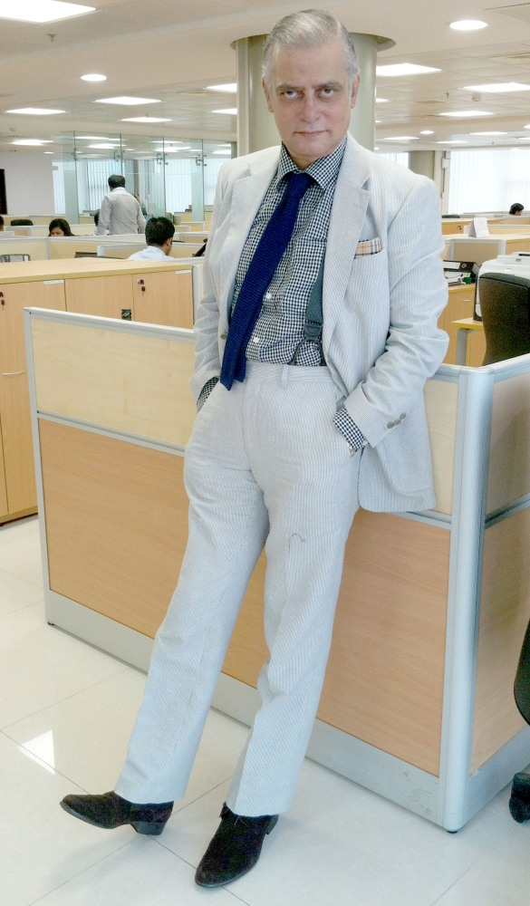 What I am wearing today (25 April 2012) (2/6)