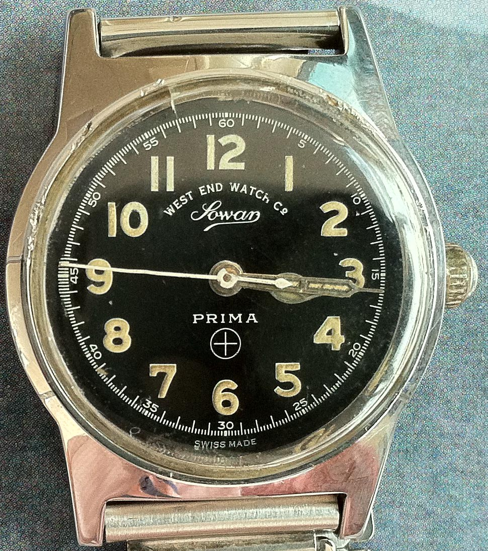 West End Prima WatchCo Sowar