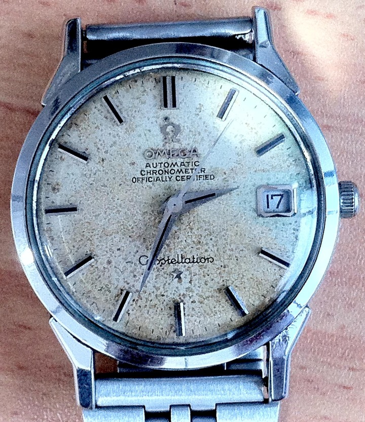 Omega Chronograph Officially Certified Automatic Constellation 1967
