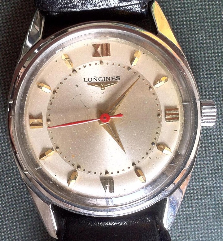 Longines Manual Winding