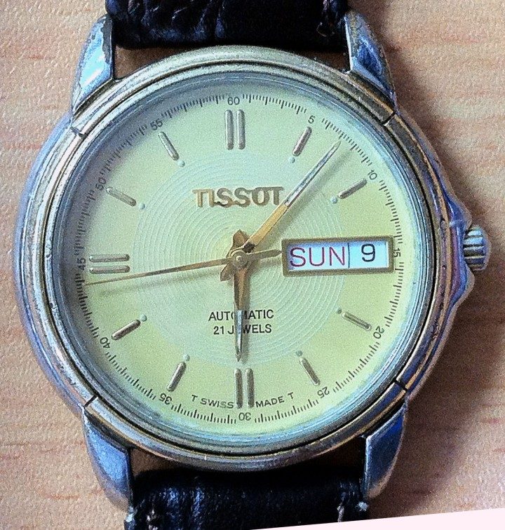 Tissot Automatic A660-760-K