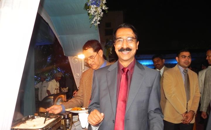 Waresat Hossain Belal, MP