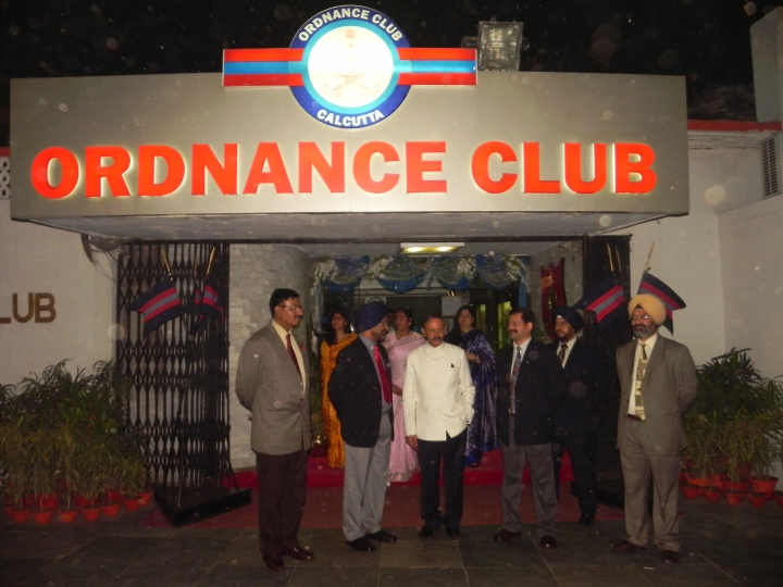 The Ordnance Club