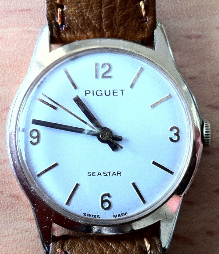 Piguet manual winding