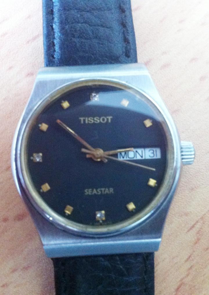 Tissot Seastar automatic Stainless Steel
