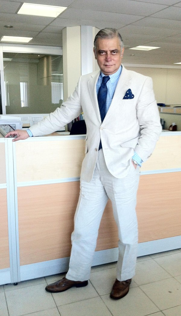 Linen Suit This Is A Blog About Men S Style