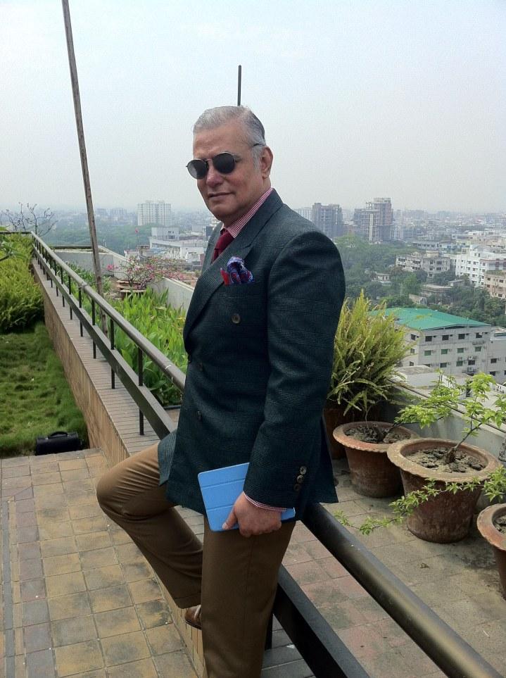 At the 15th Floor, BEL Tower, Road 1, Dhanmondi RA.