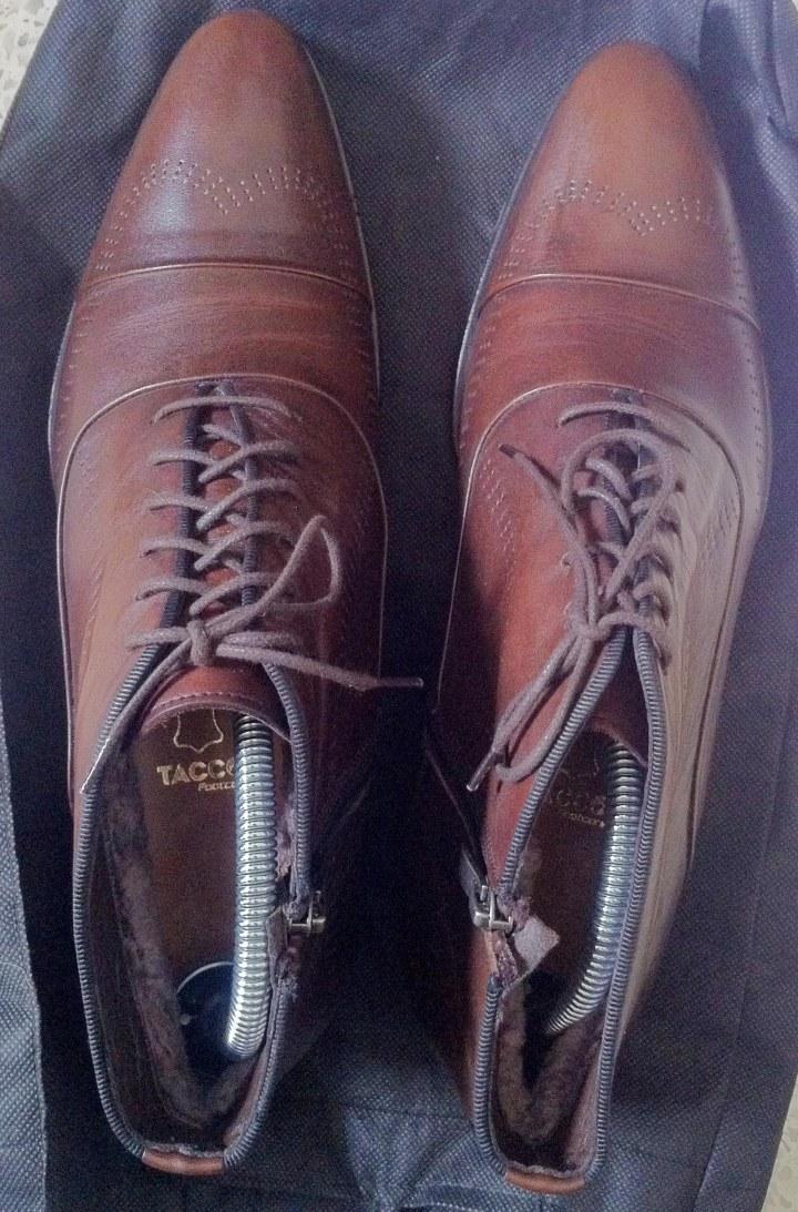 Dark Brown Ankle Boot TURKEY