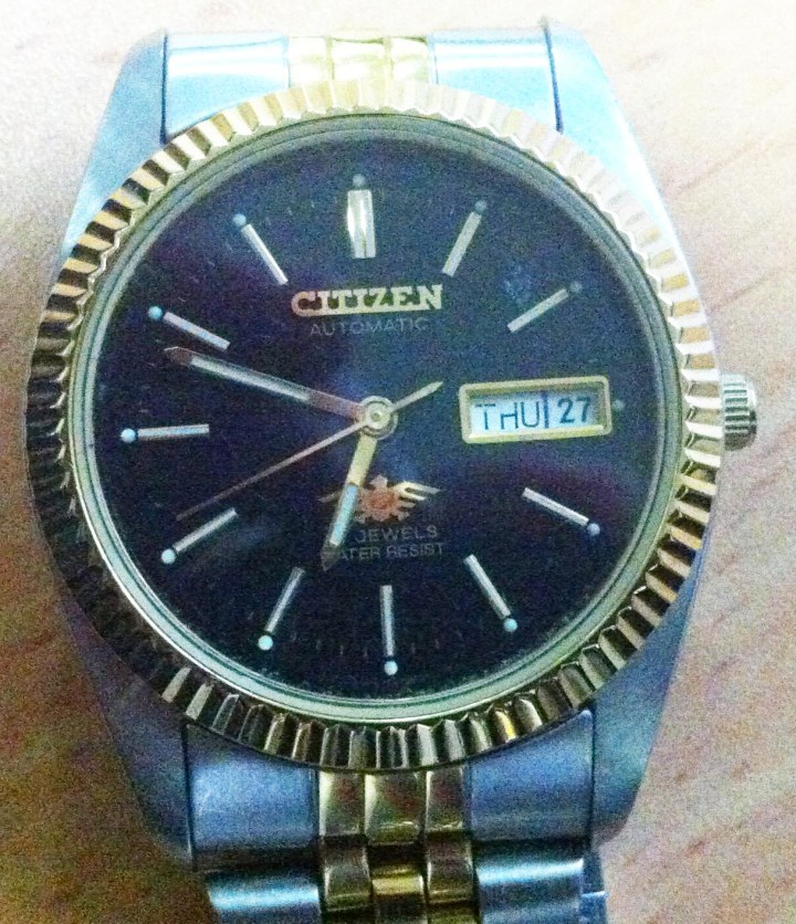 Citizen Automatic Watch with day date