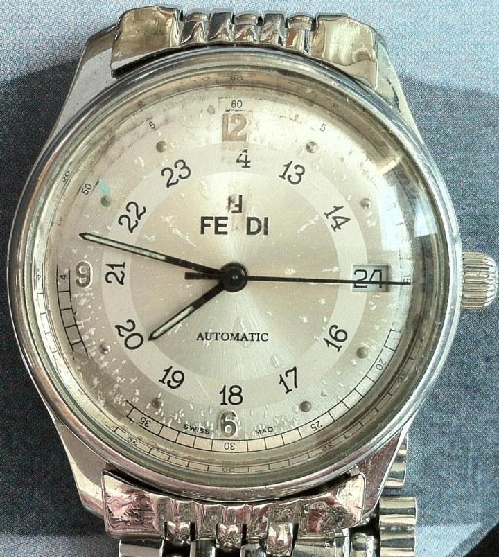Fendi Automatic Date SS
