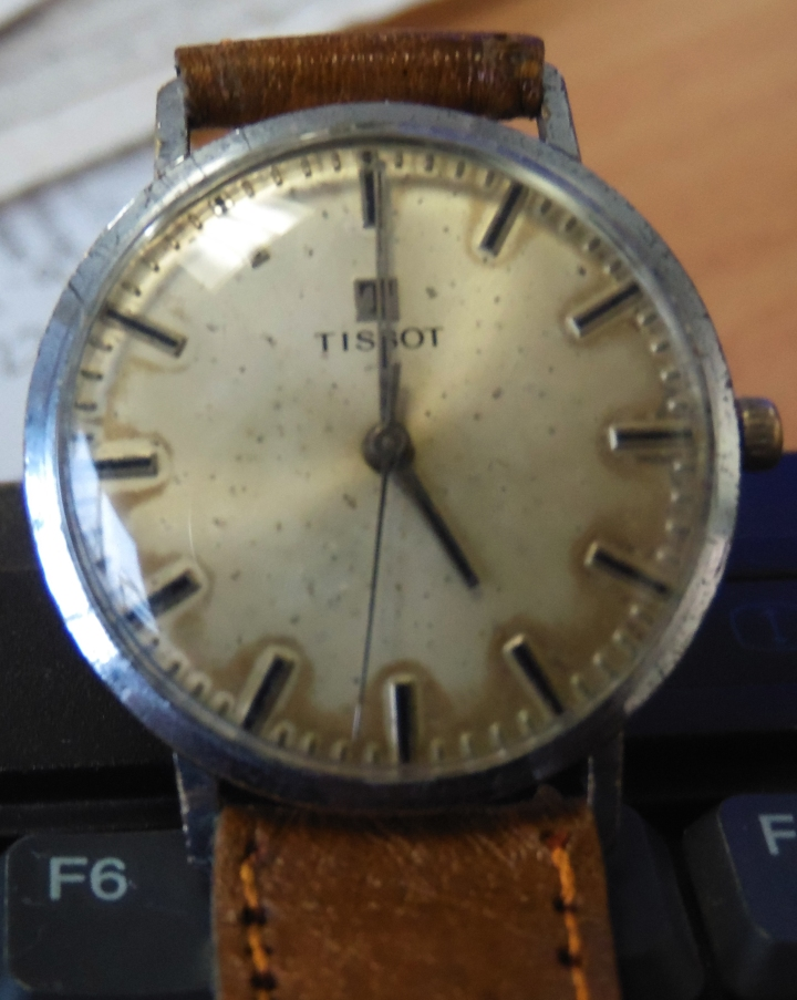 Tissot Manual Winding Watch