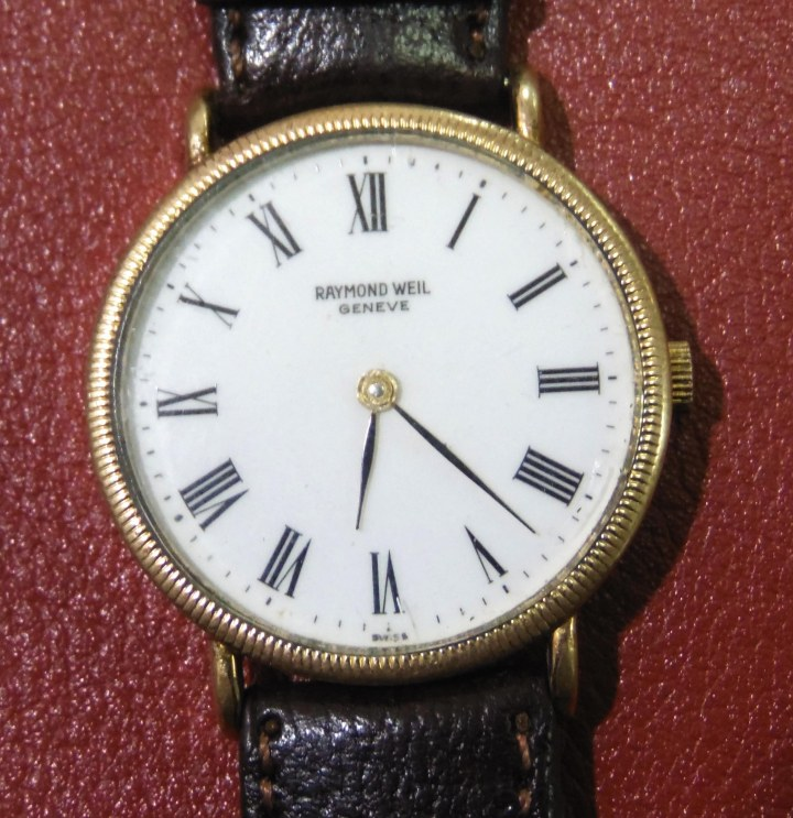 Raymond Weil Manual winding watch