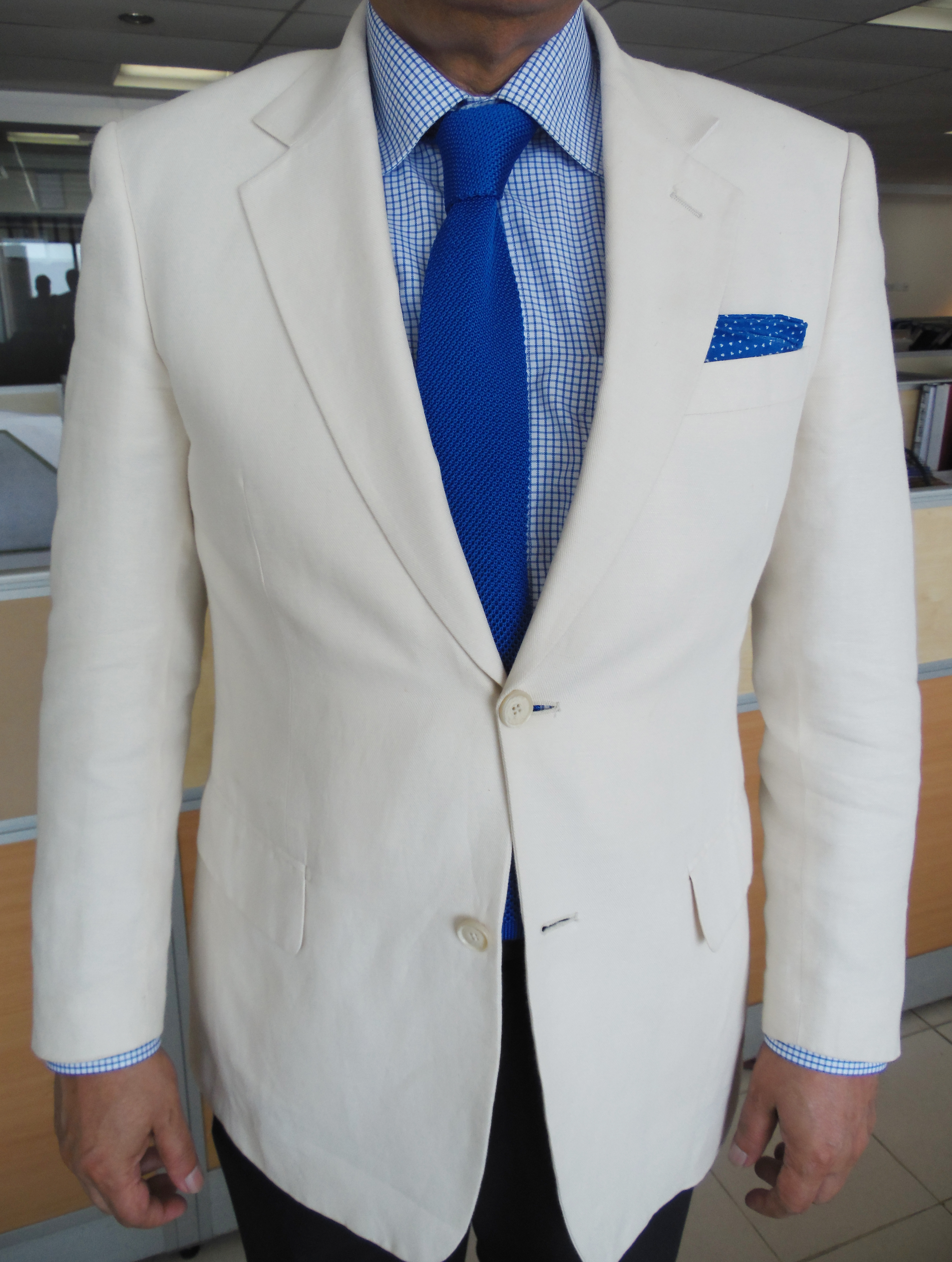 May 2014 – This is a blog about men's style