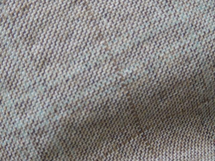 Hand stitched lapel