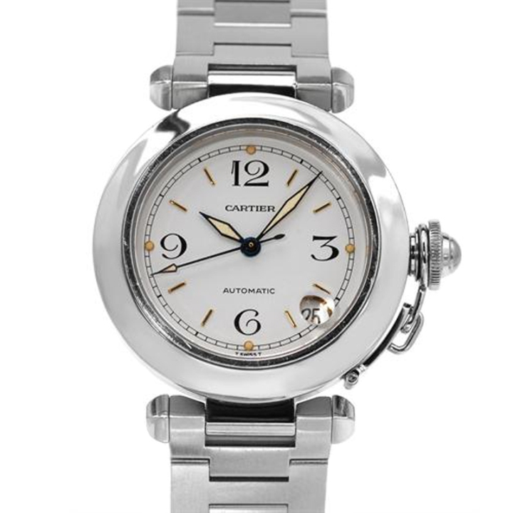 Cartier-Pasha-Stainless-Steel-Automatic-Watch1