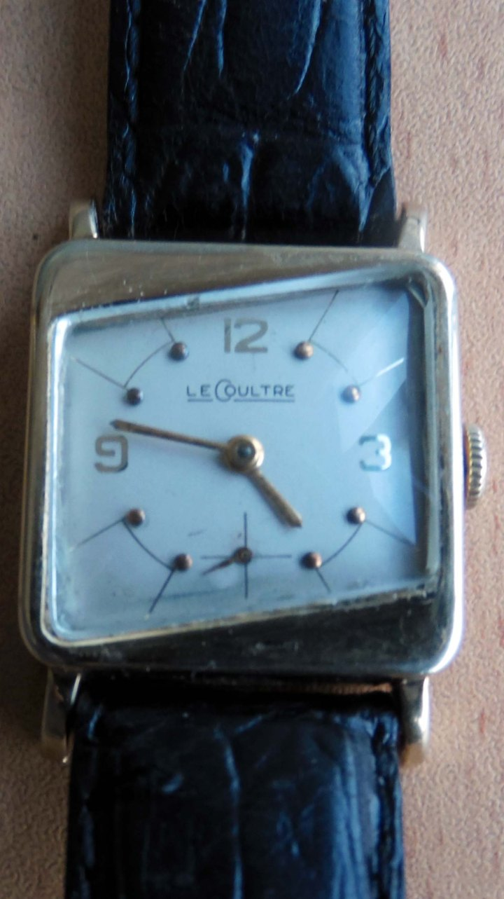 Lecoultre watch