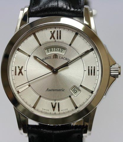 Maurice Lacroix Automatic day date