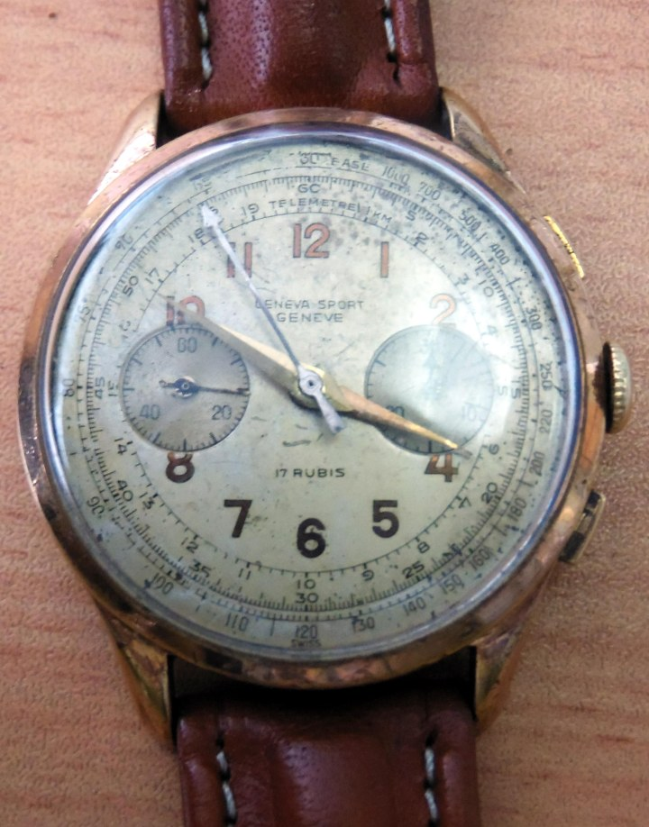 Geneva Sport Chronograph