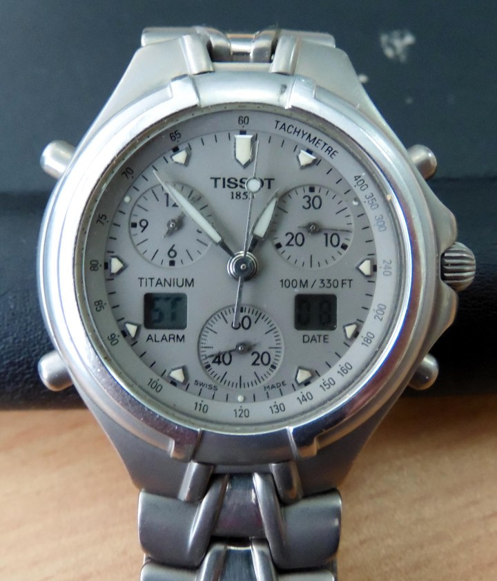 Tissot Alarm Chronograph