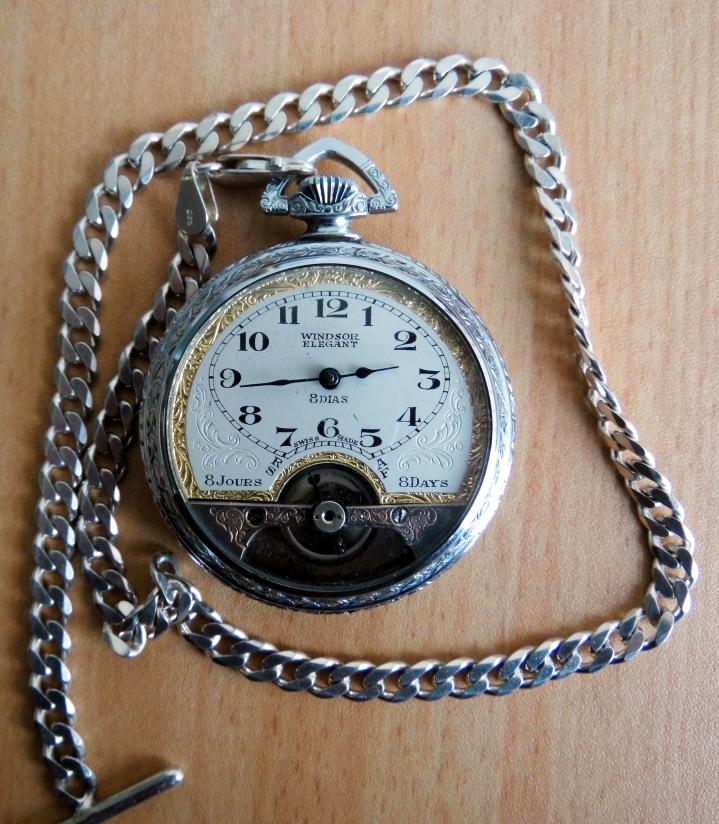 Windsor elegant pocket watch 1