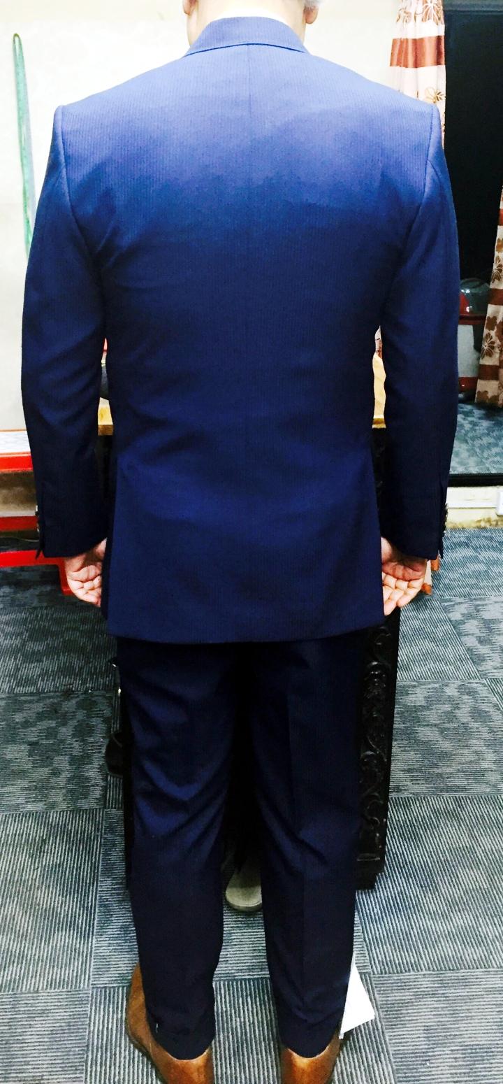 suit reverse side
