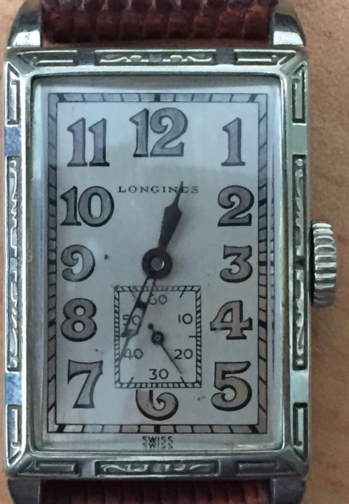 Longines 1926 Front